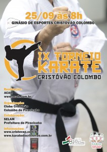 Cartaz Karate site