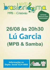sexta brasil agosto cartaz